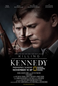 Killing Kennedy Movie Poster
