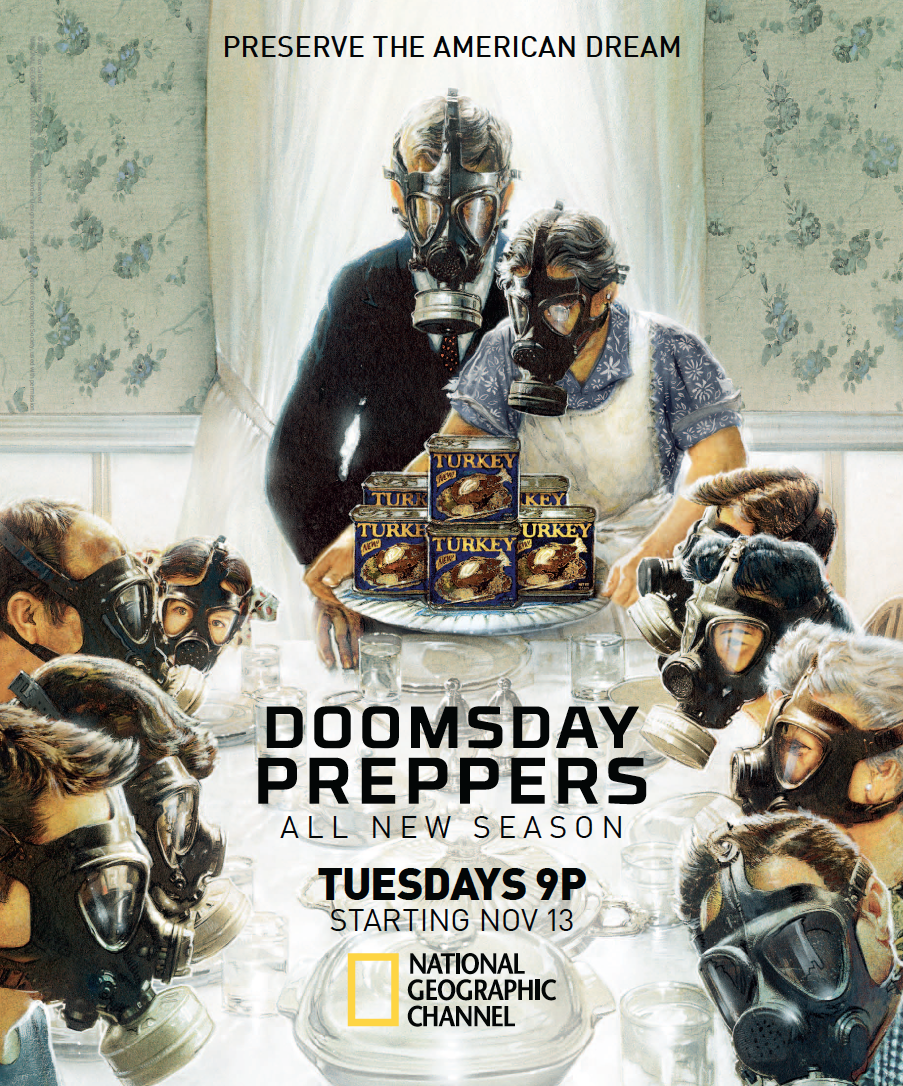 Doomsday Preppers Rockwell