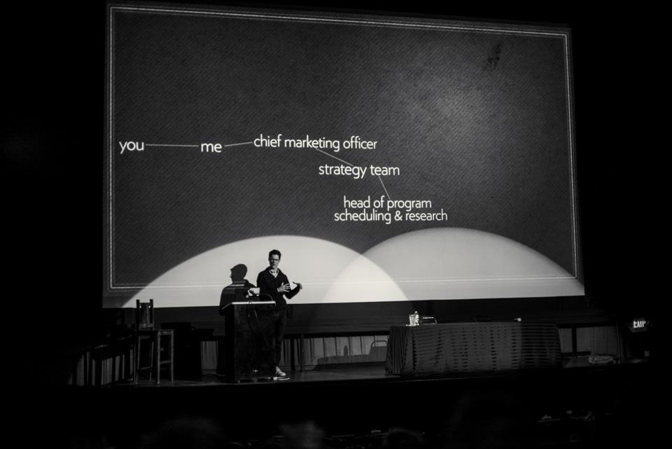 Andy Baker Presentation