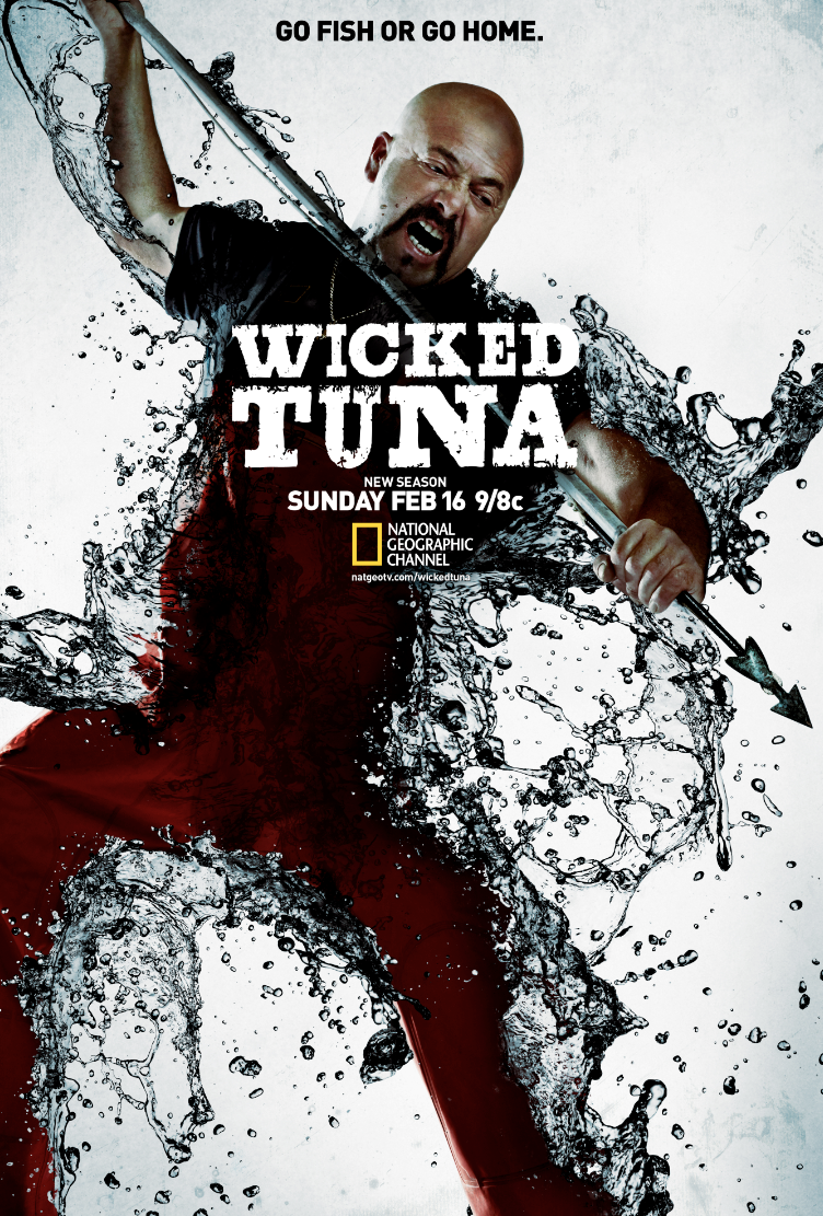 Wicked Tuna Key Art Solo Captain
